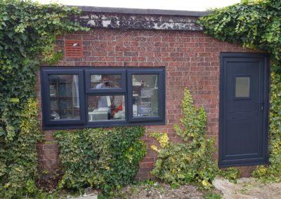 Onsite Window Spraying in York
