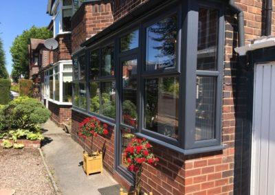 UPVC Window Coating York