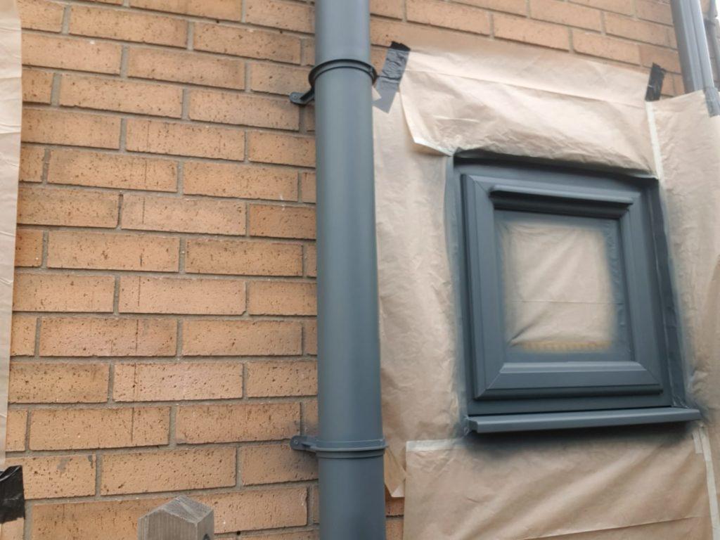 Grey Window Spraying York