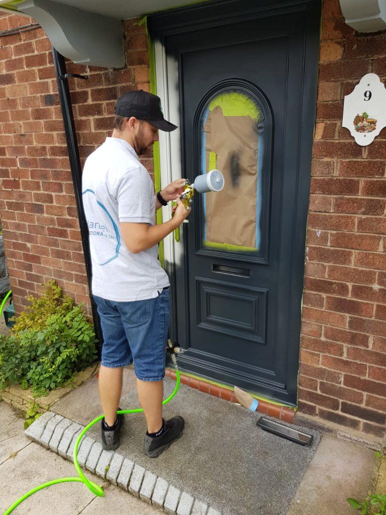 UPVC Window Spraying Price York