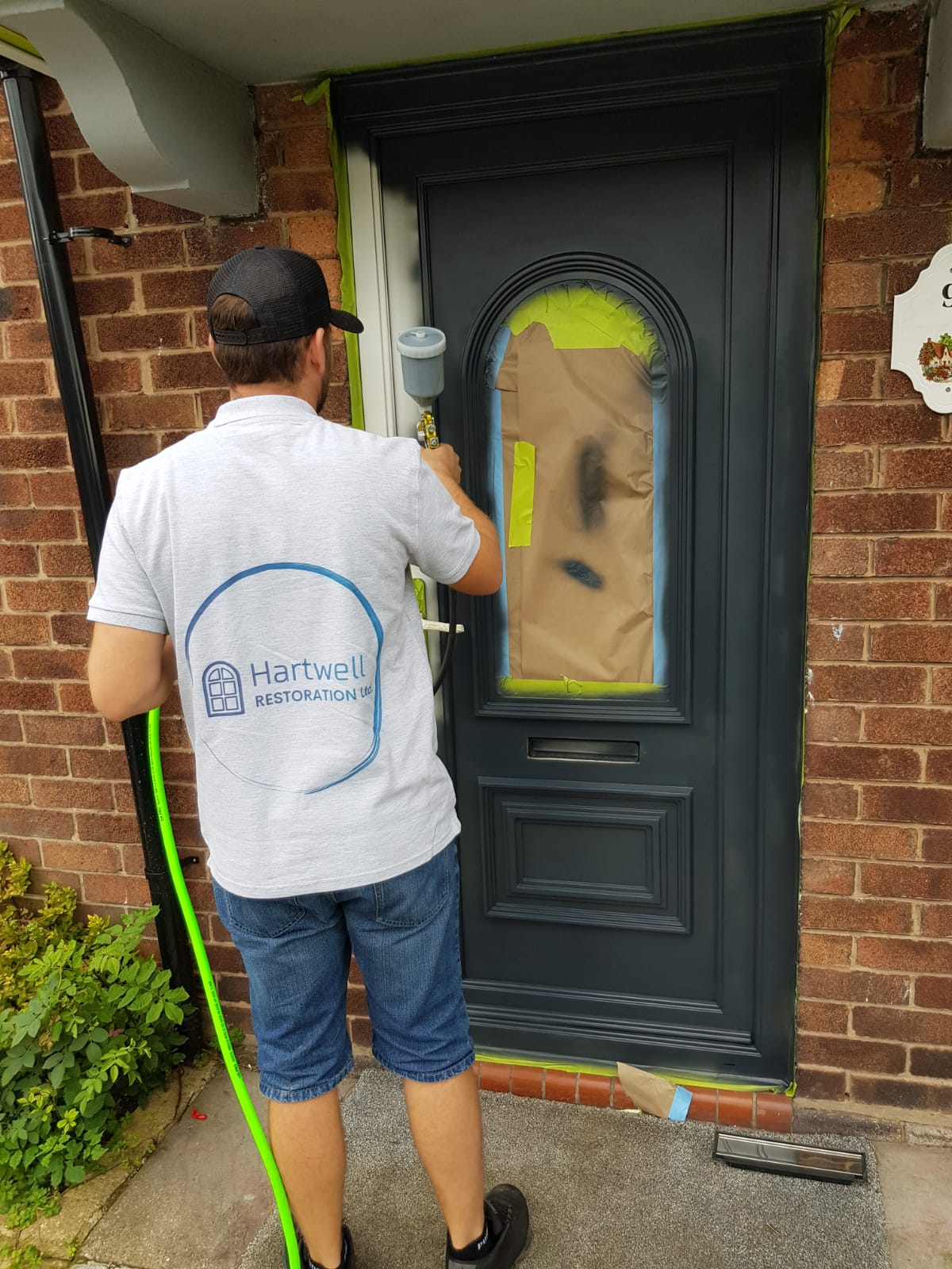UPVC Window Spraying Reviews York
