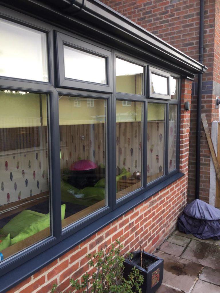 Window Colour Change in York