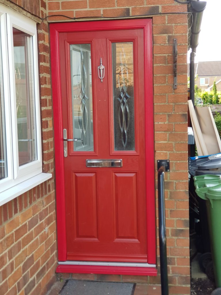 York Door Colour Change